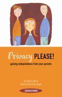 Privacy, Please!