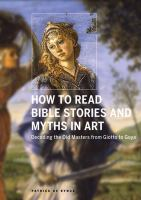 How to Read Bible Stories and Myths in Art