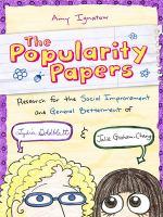Research for the Social Improvement and General Betterment of Lydia Goldblatt & Julie Graham-Chang