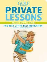 Golf Magazine Private Lessons