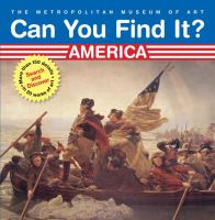 Can You Find It? America