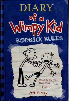 Cover image for Rodrick Rules