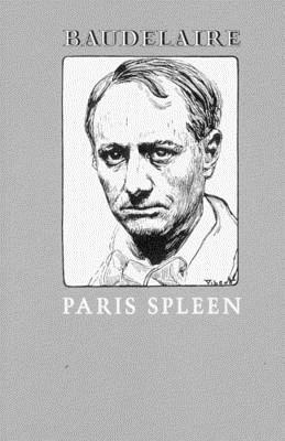 Cover image for Paris Spleen, 1869