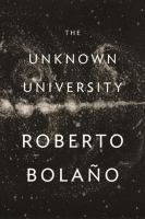 The Unknown University