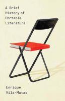A Brief History of Portable Literature