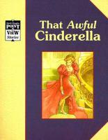That Awful Cinderella