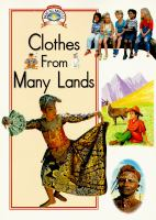 Clothes From Many Lands