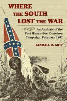 Where the South Lost the War
