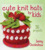 Cute Knit Hats for Kids