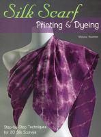 Silk Scarf Printing & Dyeing