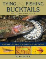 Tying and Fishing Bucktails and Other Hair Wings