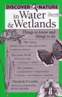 Discover Nature in Water & Wetlands