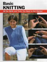 Basic Knitting
