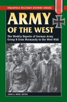 Army of the West