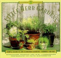 Little Herb Gardens