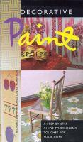 Decorative Paint Recipes