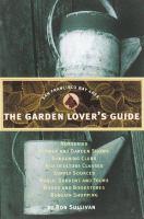 The Garden Lover's Guide