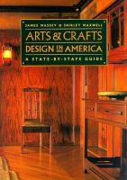 Arts & Crafts Design in America