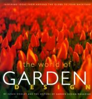 The World of Garden Design