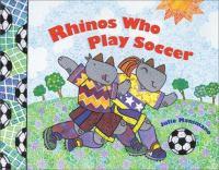 Rhinos Who Play Soccer