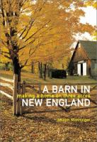 A Barn in New England