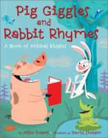 Pig Giggles and Rabbit Rhymes