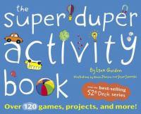 The Super Duper Activity Book
