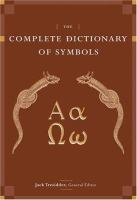 The Complete Dictionary of Symbols