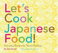 Let's Cook Japanese Food!