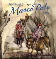 Animals Marco Polo Saw