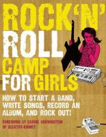 Rock 'n' Roll Camp for Girls