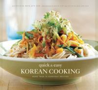 Quick & Easy Korean Cooking