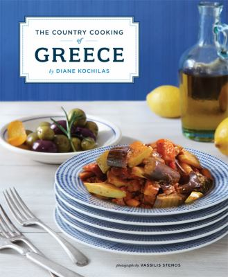 The Country Cooking of Greece book cover