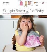 Simple Sewing for Baby