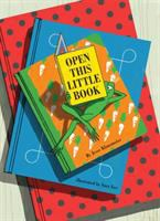 Cover of Open this Little Book