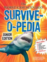 The Worst-case Scenario Survive-o-pedia