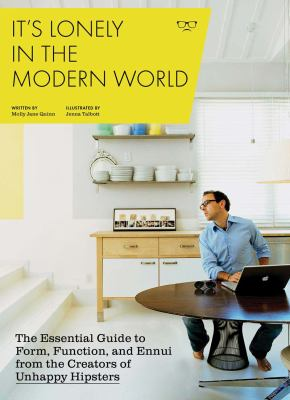 Its Lonely in the Modern World book cover