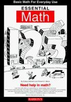 Essential Math