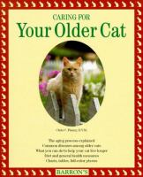 Caring for your Older Cat