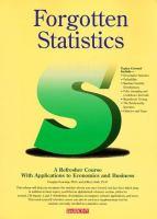 Forgotten Statistics