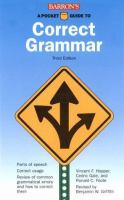 A Pocket Guide to Correct Grammar