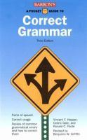 A Pocket Guide to Correct Grammar