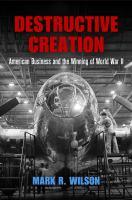 Destructive Creation