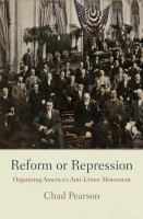 Reform or Repression