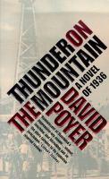Thunder on the Mountain