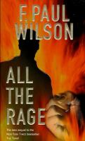 All The Rage: A Repairman Jack Novel