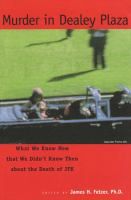 Murder in Dealey Plaza