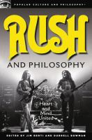Rush and Philosophy