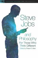 Steve Jobs and Philosophy
