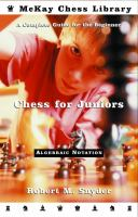 Chess for Juniors
